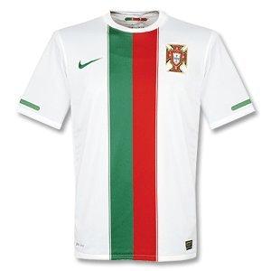 Nike Fußball Trikot Portugal SS Away Jersey / 376896-105