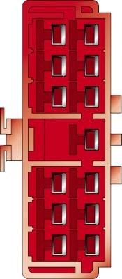 Xm-auto-stereo-adapter (Autoleads Citroen XM ISO Autoradio Stereo Kabelbaum Adapter führen PC2-06-4)
