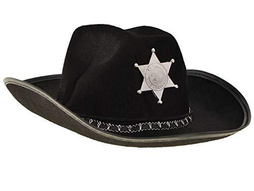 BSD Kinder Kostüm - Cowboy / Sheriff Hut