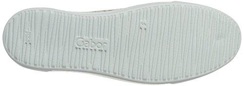Gabor Shoes Damen Sneaker Low-top Sneakers Fashion Weiß (weiss 41)