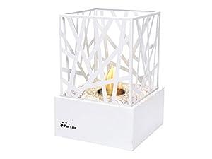 Bio-ethanol fireplace AMALTEA Purline