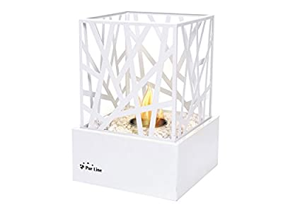 Bio-ethanol fireplace AMALTEA Purline