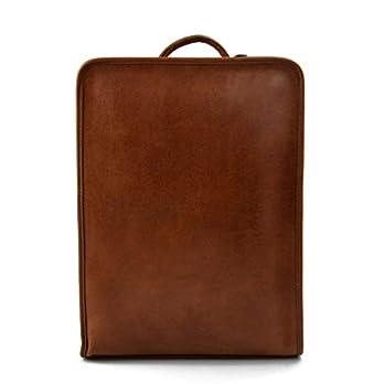 Leder rucksack echte leder rucksack damen herren reisetasche kalbsleder rucksack großer rucksack braun leder rucsack schulrucksack