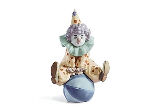 Lladro 01005813 Having A Ball Womens Handmade Porcelain Figure Figurine