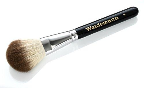 Weidemann No. 16 – Powder | Mehrzweck-Pinsel – optimal für Puder & Rouge | Handgefertigt –...