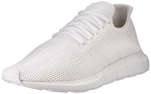 adidas Herren Swift Run Fitnessschuhe, Weiß (Ftwbla/Negbás 000), 42 EU (Adidas Schuhe Fitness)
