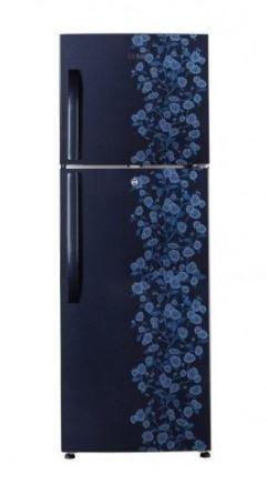 Haier 247 Litres 3 Star Double Door Refrigerator Hrf-2674cbd-r