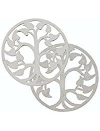 My iMenso de fantasía con forma de árbol 33 mm insignia
