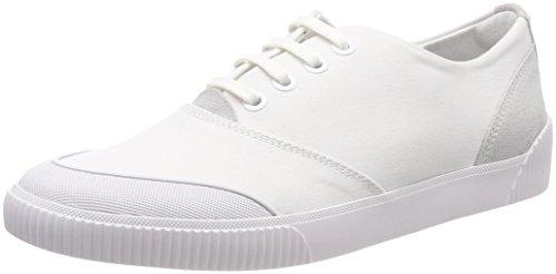 HUGO Damen Zero Sneaker Weiß (White 100)