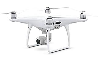 DJI Phantom 4 Pro - Drohne mit Videoübertragungsreichweite von 7 km, Videos bei 60 fps oder H.265 4K Videos bei 30 fps, beides mit einer Rate von 100 Mbit/s. - Weiß (B01N655OWS) | Amazon price tracker / tracking, Amazon price history charts, Amazon price watches, Amazon price drop alerts