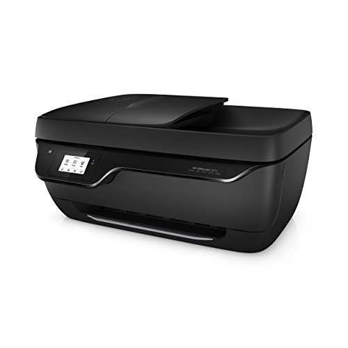HP OfficeJet multifunction printer (print, copy, scan, fax, Wi-Fi, Airprint, Instant Ink ready), black 7,5S./Min