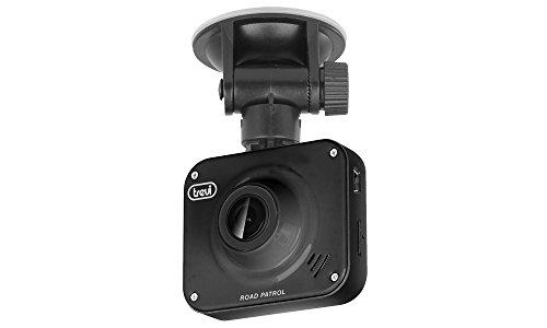 Trevi DV 5000 Dash Cam Car Security Camera, Night Vision, Auto Recording  with Shock Sensor or Movement, Easy Installation