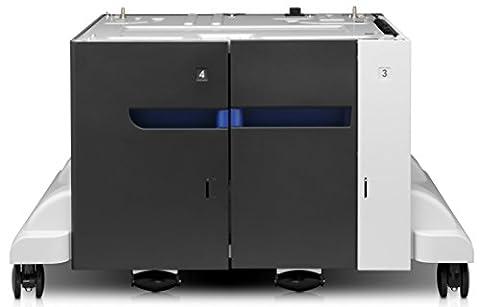 HP (3500 Sheet) Paper Feeder and Stand for LaserJet Enterprise M775dn/M775f/M775z/M775z+ Laser Printers