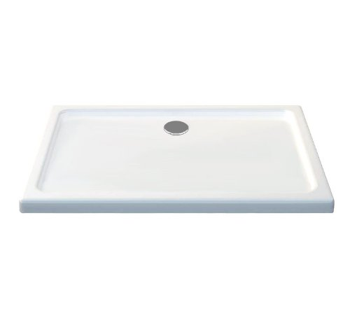 duschwanne flach 80 x 80 100x80 Duschtasse Duschwanne Extra flach 50 mm Rechteck Weiß