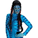 Rubies Costumes 195348 Avatar Neytiri Film Deluxe perruque adulte