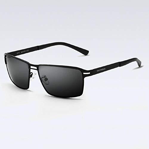 WDDP Herren Sonnenbrille, Polarisator, Sonnenbrille, UV-Schutz, zum Angeln, Golf, Sonnenbrille C
