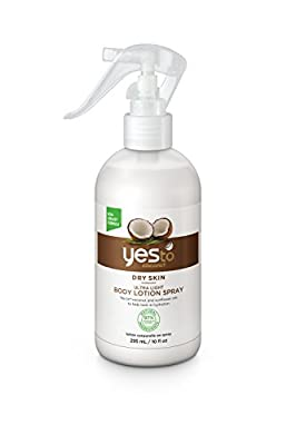 Yes To Coconut Hydrate & Restore Ultra Light Body Lotion Spray (295ml) from Yes To