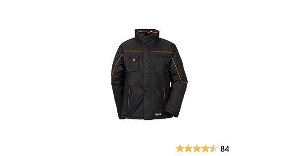 """schwarz//orange Planam Outdoorjacke /""""PIPER/"""""""