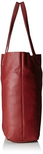 Liebeskind Berlin - Viki7 Vintag, Borse Tote Donna Rosso (Phonebox Red)