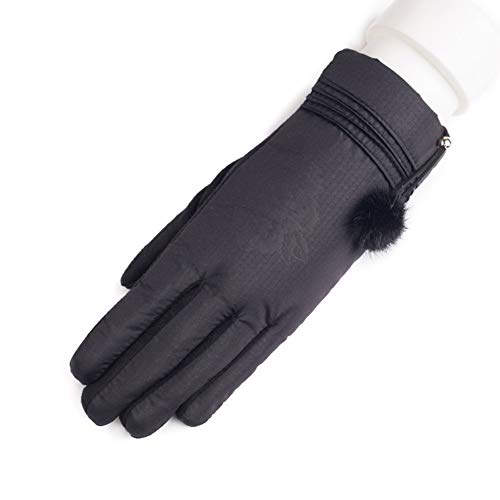 31RbqMpyxhL. SS500  - Gloves Cycling Ski Running Windproof Ms Winter Keep Warm Plus Velvet Touch Screen Full Finger ZHAOYONGLI