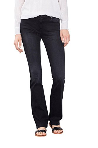 ESPRIT 086EE1B037, Blu Donna, Nero (BLACK MEDIUM WASH), W27/L32