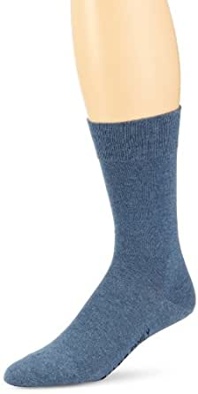 FALKE Herren Socken 14645 Family SO, Gr. 39-42, Blau (light denim 6660)