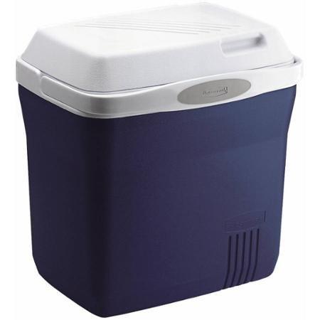 Rubbermaid 20Qt Eis Brust, Blau hält Lebensmittel und Getränke kalt für längere zeitspannen (Rubbermaid-möbel)