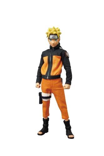 Naruto Shippuden Medicom Project BM Action Figure Naruto (japan import) 2
