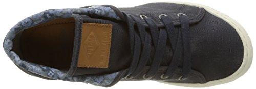 Palladium Damen Gaetane Twl Lauflernschuhe Sneakers Bleu (C61 Deep/Flower)