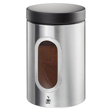 GEFU Kaffeedose Piero, 500 g Ø 11,0 cm, H= 17,0 cm [D]