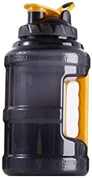 GYM Water Bottle with Filter & Leak-Proof Lid, BPA Free, 2.5L, for GYM, Sports & Outdoor re