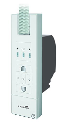 Preisvergleich Produktbild Schellenberg 22728radio-avvolgitore Elektro elektrischer Gurtwickler Rollodrive 65Premium, weiß