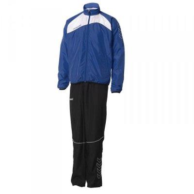 Hummel Anzug (Hummel Herren Anzug Grassroots Micro, true blue / white, S,)