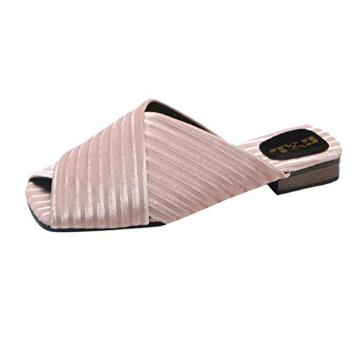92222bcc564 ❤️Meilleure Vente LuckyGirls Fashion Home Female Slippers Fish Mouth Mother  Shoes Trend Female Sandals