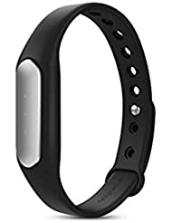 Pulsera Xiaomi ligero IP67 Smart Wireless Bluetooth4.0 saludable deportes Miband para mi Note/Pro Mi4 Redmi/REDMI2 Nota/Note 2 4 G iphone 5S 6 6 Plus 6S 6S Plus con IOS7.0 o superior, plástico metal, Original Xiaomi Mi Band