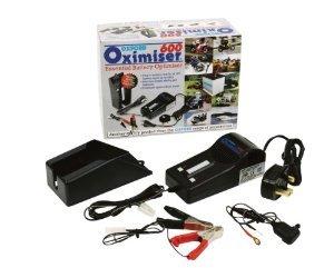 carica batterie oxford oximiser 600