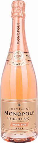 Heidsieck Monopole Rose Top Champagne