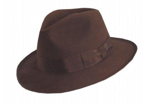 Jones Kostüm Deluxe - Kost-me f-r alle Gelegenheiten GA69MD Medium Indiana Jones Deluxe Hut