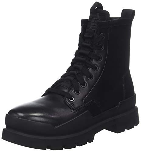 G-STAR RAW Rackam Boot, Botas Clasicas para Hombre, Negro Black 990, 45 EU