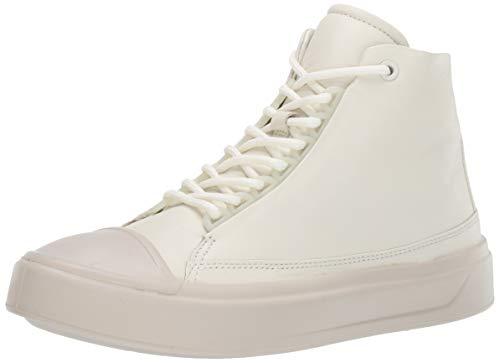ECCO Damen Flexure T-Cap W Hohe Sneaker Weiß (Shadow White 1152) 35 EU Ecco Cap