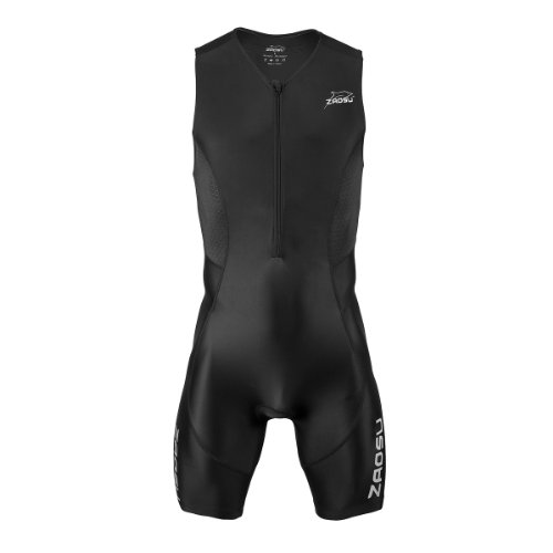 ZAOSU Z-Revolution Trisuit Men - Einteiler für den Triathlon Sport und Wettkampf Test