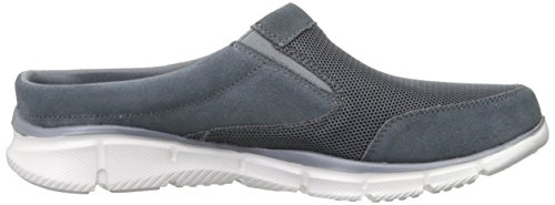 Skechers Herren Equalizer To Coast Sneaker Charcoal