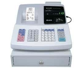Sharp XE-A113B LED caisse enregistreuse - caisses enregistreuses (12 mm/sec, LED, 350 mm, 430 mm, 282 mm, 8 kg)