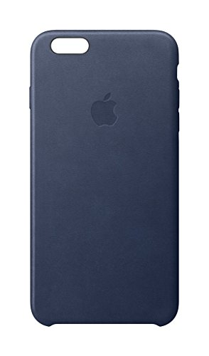 Apple MKXU2ZM/A Leather Mobile Case for iPhone 6s (Midnight Blue)
