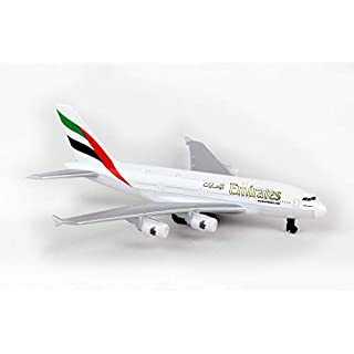 Real Toys RT9904 Emirates Airbus A380 Diecast Toy