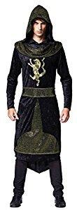 mens-black-gold-medieval-prince-assassin-fancy-dress-costume