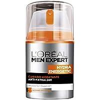 L'Oreal Paris Men Expert Gel Ultra Hidratante Anti-Fatiga Hydra Energetic para hombre - 50 ml