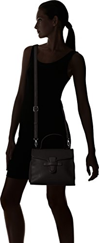 Bulaggi - Toorop Handbag, cartella Donna Nero (Schwarz)