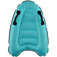 maimai Inflatable Surfboard for Water Slides,Lightweight Bodyboard,Childrens Bodyboard with Handles,Bodyboard Surfboard,Board for Swimming Pool,Surf Boards Float (Azul)