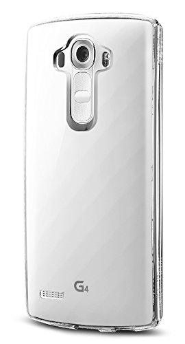 Spigen Ultra Hybrid - Funda para LG G4, transparente